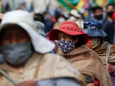 Coronavirus obliga a Bolivia a aplazar elecciones para octubre
