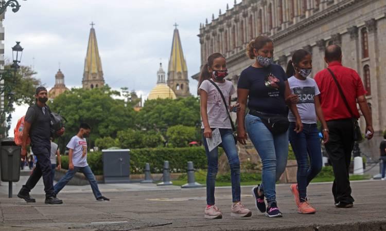 Coronavirus en México: muertes y casos confirmados, 28 de julio