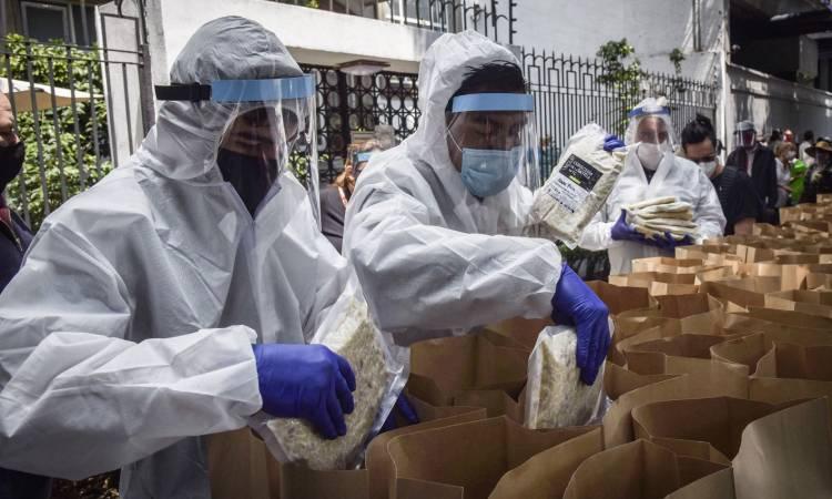 En vivo: reportan situación de coronavirus en México