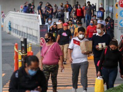 evolución pandemia