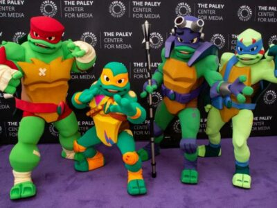 Las Tortugas Ninja regresarán a la pantalla en filme 3D: Nickelodeon