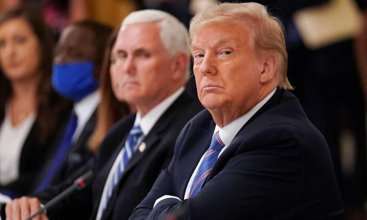 Donald Trump notifica a la OMS el retiro oficial de Estados Unidos