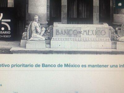 Banxico sufre hackeo de Anonymous y amenazan a Hacienda