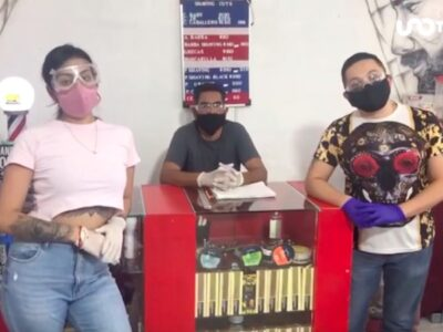Barberías CDMX