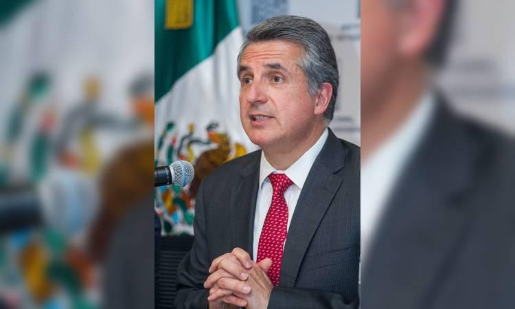 Julio A. Santaella, titular del Inegi, da positivo a prueba de COVID-19