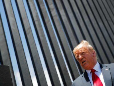 """Donald Trump piensa en un """"muro fronterizo virtual"""" y en esto consiste"""