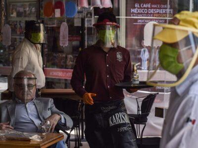 Restauranteros CDMX nueva normalidad