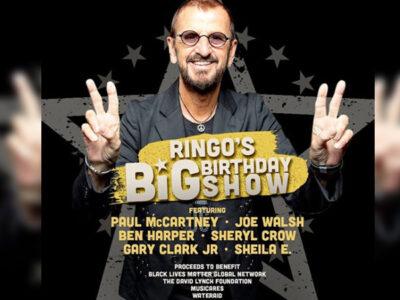 Ringo's Big Birthday Show dónde verlo