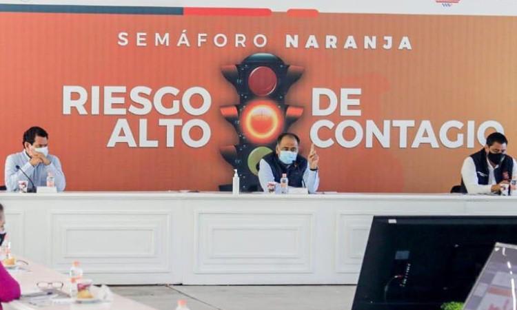 Guerrero podría pasar a semáforo amarillo en 15 días: gobernador