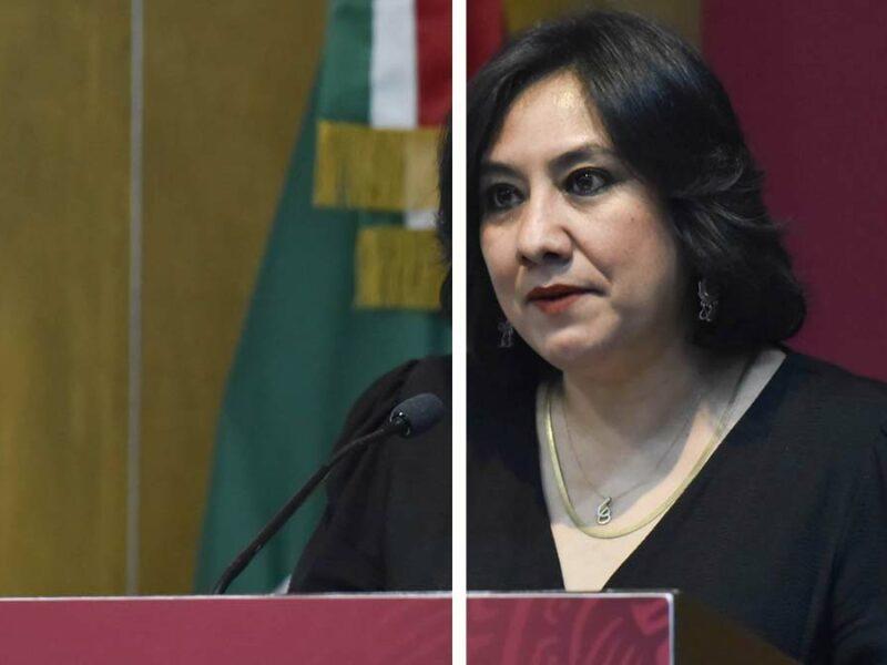 PAN denuncia a Eréndira Sandoval por presuntas faltas administrativas