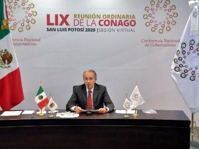 JM CARRERAS ASUME PRESIDENCIA DE CONAGO