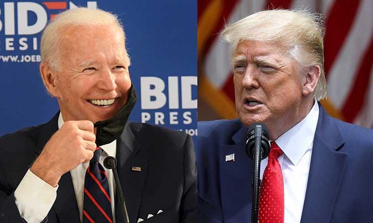 Trump vs. Biden: lo que debes saber del primer debate presidencial en EU -  Uno TV