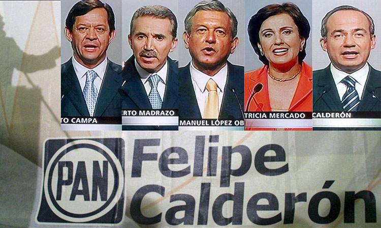 amlo elecciones 2006
