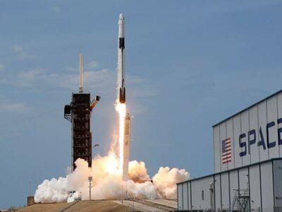 SpaceX lanzo el primer satélite de Corea del Sur