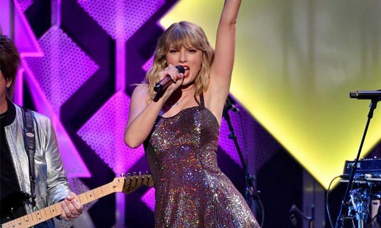 Taylor Swift sacará nuevo disco