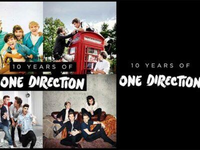 One Direction 10 años de carrera