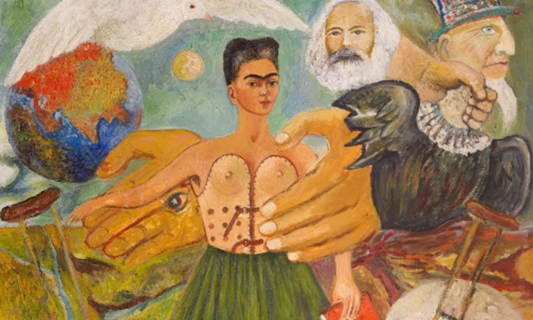 Frida Kahlo Frases Y Obras A 113 Aniversario De Su Nacimiento Uno Tv