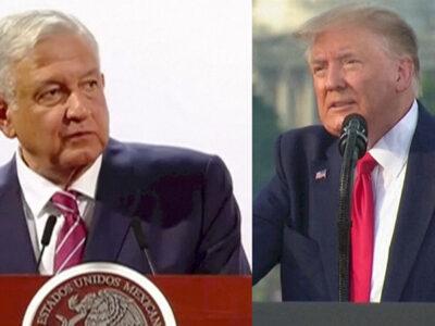 Reunión entre AMLO y Trump genera debate en redes