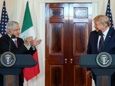 Reunión entre AMLO y Trump revela una clase de afinidad