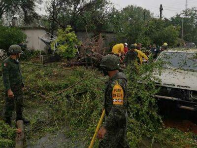 Tamaulipas: declaratoria de emergencia por Hanna en 3 municipios