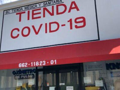 Abren primera tienda COVID-19 en Hermosillo, Sonora