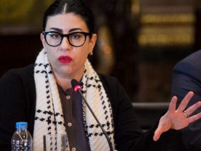 Vanessa Rubio: senadora del PRI pide licencia para separarse del cargo