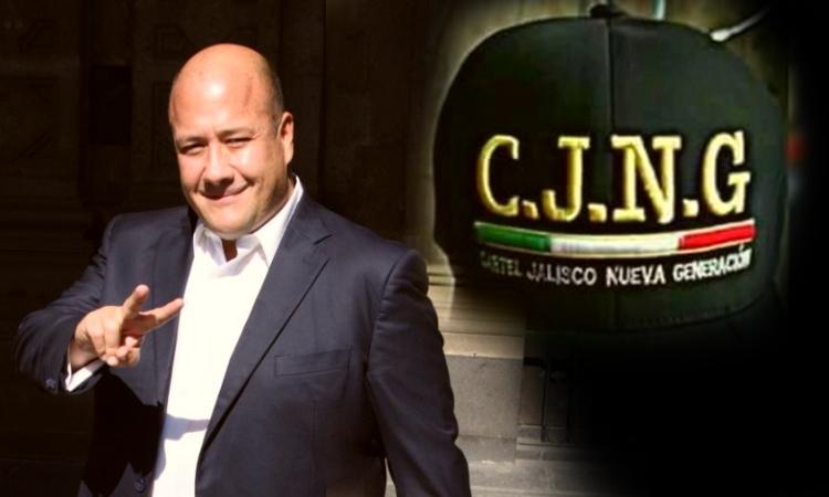 Enrique alfaro, amenaza CJNG