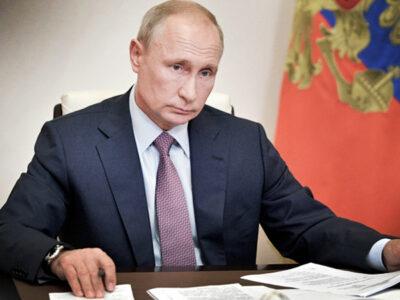 ¿Cuánto tiempo ha gobernado Putin en Rusia?