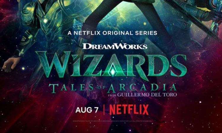 Wizards Guillermo del Toro