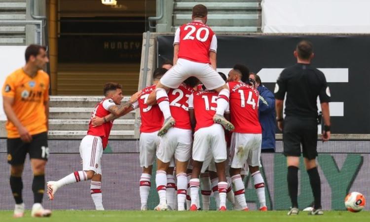 Wolverhampton vs Arsenall