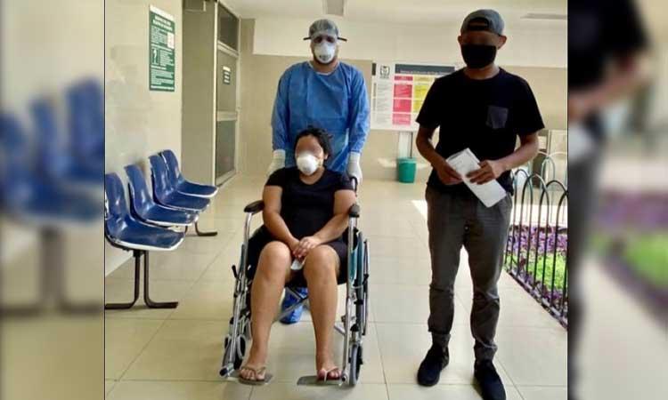 En Yucatán, médicos del IMSS salvan de COVID-19 a embarazada