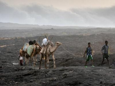 ¿Cómo es vivir en Afar?, la región de África donde está naciendo un nuevo océano