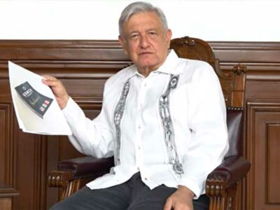 AMLO emphasized that Trump was very pleased and satisfied with the T-MEC.