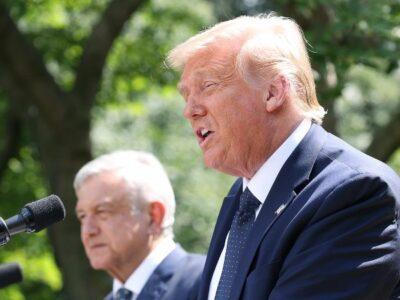 Pamela Cerdeira analiza la reunión entre AMLO y Trump