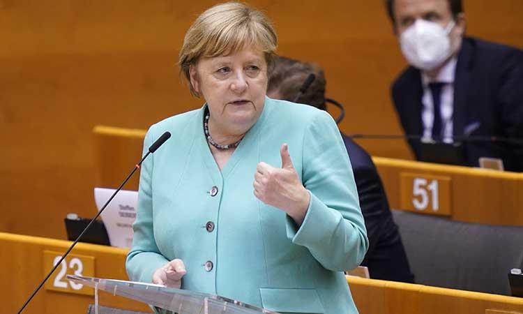 Estados Unidos confirmó el martes que había notificado a la ONU su salida de la OMS