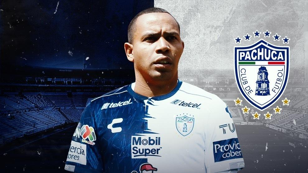 Felipe Pardo cambia de club luego de un año con Toluca.
