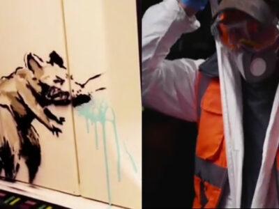 obra Banksy
