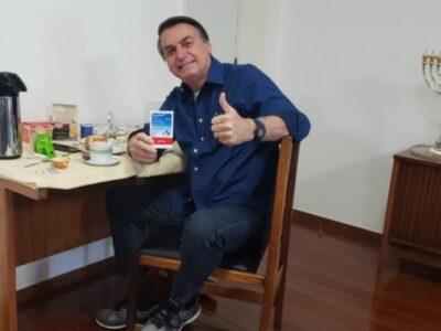 Jair Bolsonaro da negativo a nueva prueba de COVID-19