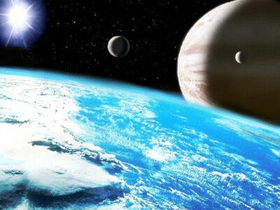 como ver planetas en el cielo