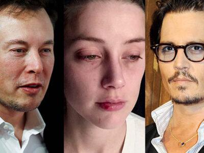 Elon Musk pudo haber golpeado a Amber Heard