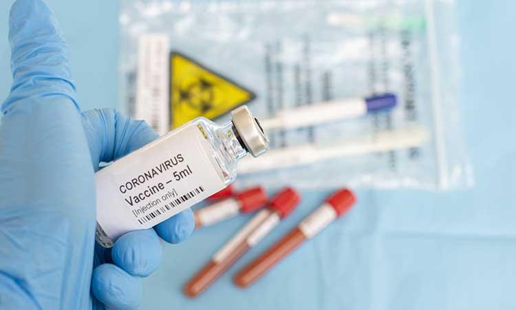 """La potencial vacuna obtuvo una """"fuerte respuesta inmunológica"""" en ensayos con animales."""