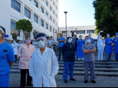 En Puebla, cierran jurisdicción del ISSSTE por brote de COVID19
