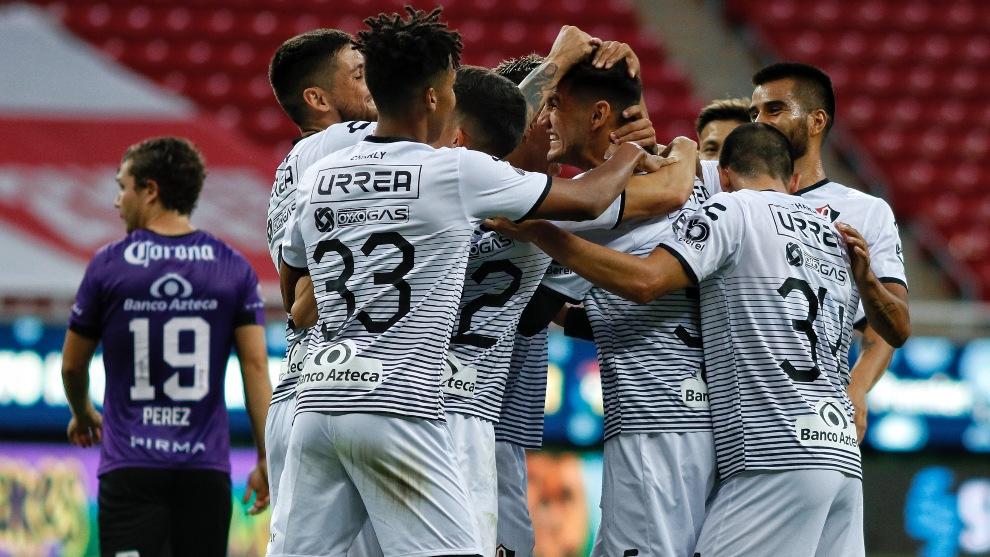 Mazatlán cayó en su segundo partido de la Copa GNP por México ante Atlas, en el Estadio Akron.