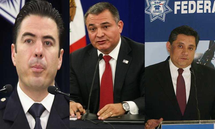 La UIF presentó una denuncia en contra de Luis Cárdenas Palomino en abril de 2020. Mientras que en diciembre de 2019 contra García Luna.
