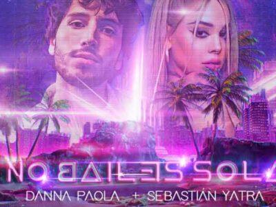 Lo nuevo de Danna Paola y Sebastiñan yatra