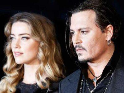 Johnny Deep se reencuentra con Amber Heard en la corte