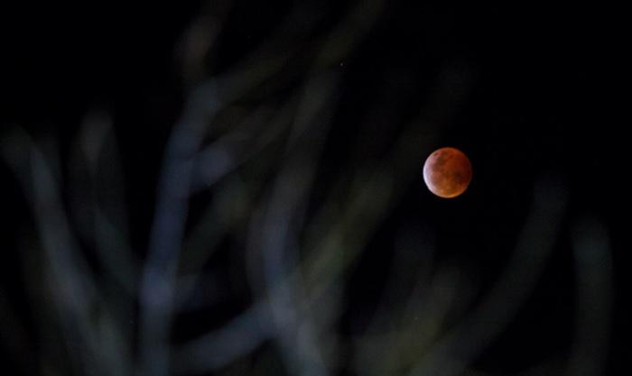 eclipse lunar eclipse de trueno