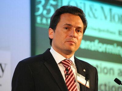 Emilio Lozoya fue director general de Pemex de diciembre de 2012 a febrero de 2016.