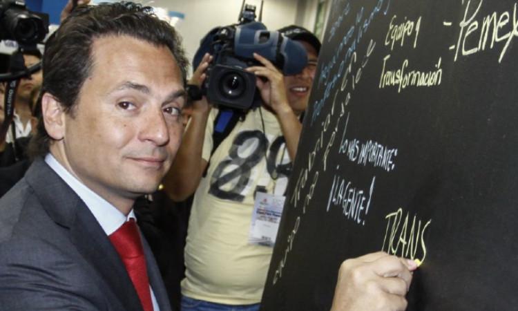 Emilio Lozoya: llega a Madrid avión que lo regresará a México