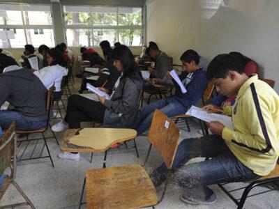 Aplicación de examen